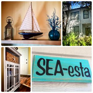 Come SEA-esta! Kid & pet friendly vacation rental in S Forest Beach HHI