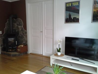 Beautiful old apartment in top location 10 minutes to the city in the villas district
