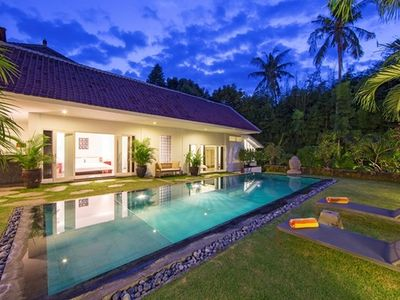 2 Bedroom Villa amidst the rice paddies
