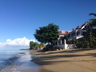 Tres Sirenas Beach Inn Stunning Oceanfront Location in the heart of Rincon