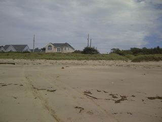 Cape May house photo - View from Beach