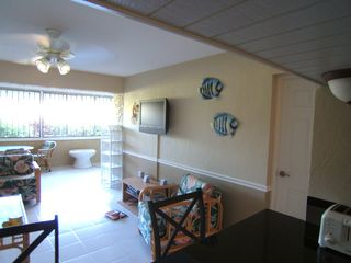St. Croix condo photo - flat screen TV