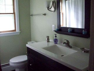 North Conway house photo - Full Bath - Updated in Spring 2012