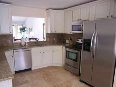 Brand New Kitchen- cabinets, appliances, flooring- everything new!
