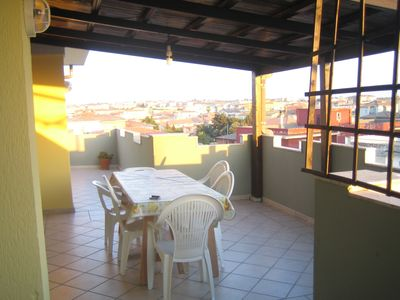 Superb penthouse in Porto Torres
