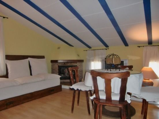 Self catering José Trullenque for 6 people