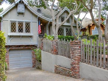 Carmel house rental - Welcome to Nobody's-Perfect-by-the-Sea! A Perfect Fairy Tale Carmel Cottage.