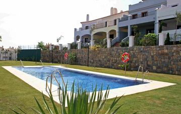 Guadalmina villa rental - 1 of 2 Pools