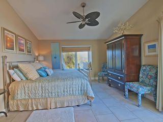 Ponte Vedra Beach house photo - King bedroom with deck access, TV/DVD, window seat, semi-private bath