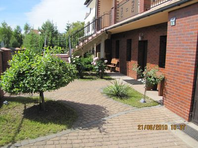 Gdansk apartment rental