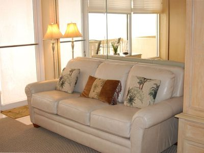 Hawaiian Inn Resort Condo Rental By Owner Full Sized Sofa.