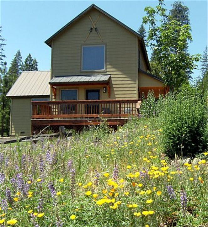Yosemite national park ca usa vacation rentals homeaway for Yosemite national park cabin rentals