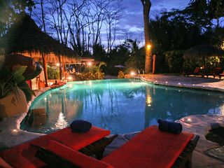 Santa Teresa house photo - shared swimming pool