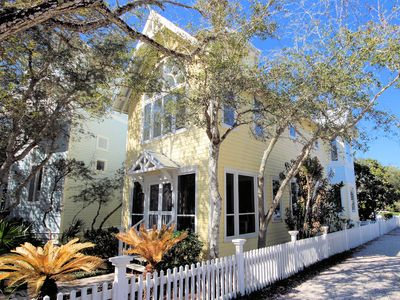 Sandcastle Cottage in Seaside, FL