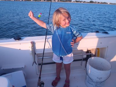 Inshore and Offshore Fishing for all ages