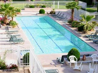 St. George condo photo - One of Two large Swimming Pools to Cool Down in on a Hot Summer Day