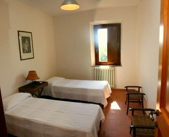 "Double room of ""Casale."""
