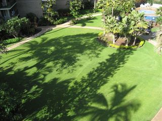 Kihei condo photo - Putting green in addition to shuffleboard & tennis