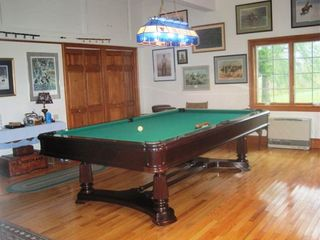 Surry cottage photo - Pool Table
