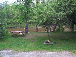 Bretton Woods cabin photo - River view