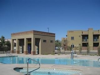 Community Pool - Tucson condo vacation rental photo