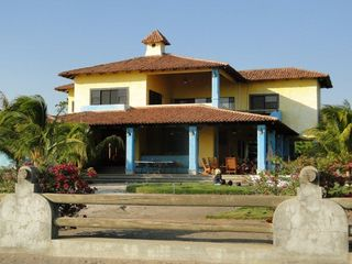Pochomil house photo - Beautiful Spanish style home in Pochomil Viejo beach