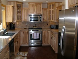 Mount Shasta cabin photo - Kitchen