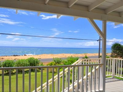 Kekaha house rental - Fabulous Ocean Front views