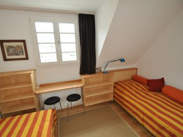 Top floor – small room