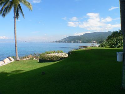 View North Towards Puerto Vallarta