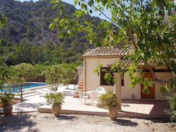 Pollensa villa rental - The Property