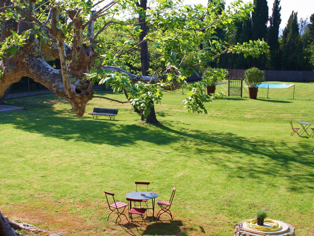 Provencal Mas Private Heated Pool Air Conditioning