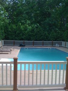 Hampton Bays house rental - Pool