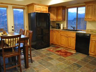 Eden condo photo - Spacious Kitchen. Mountain, Views,Views Views!