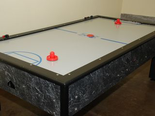 Lincoln City house photo - Air Hockey