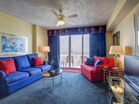 Luxury Daytona Beach Oceanfront Condo At Wyndham Oceanwalk #502