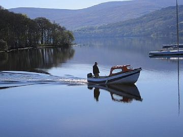 Fishing & Boat Hire