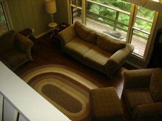 Windham chalet photo - View from loft