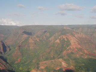 Princeville condo photo - Waimea Canyon