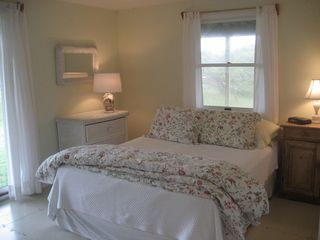 Chappaquiddick house photo - Bedroom (1 of 3), queen bed