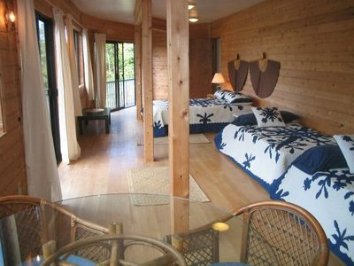 ~*SECOND BEDROOM or SEMINAR SPACE with LARGE DECK&FULL BATH*~