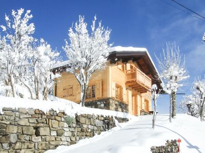 Chalet walking trails, 6 persons, tastefully decorated, comfortable