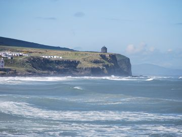 Mussenden Temple in the Castle walk