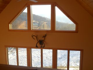 Belleayre Mountain chalet photo - View From Loft