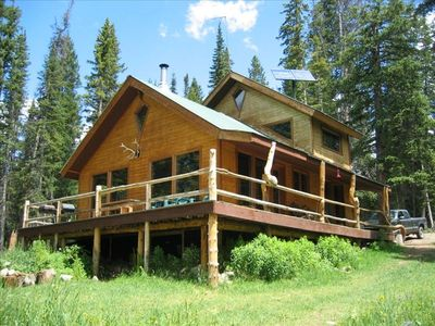 Spectacular lakefront crested butte colorado vrbo for Crested butte cabins