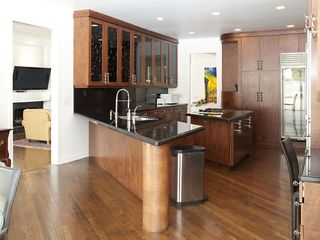 Chicago house photo - Kitchen with Granite Countertops and Viking Stove