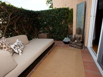 Private Patio Off First Floor Guest Bedroom #3