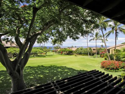 View from living room lanai.