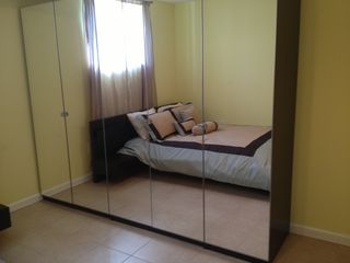 Staten Island apartment photo - Mirrored wardrobe