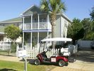 Welcome to the Beachinit - Crystal Beach house vacation rental photo